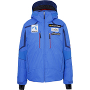 Norway Team Junior Jacket PF6G2OT00 BL 140cm [スキーウェア ジャケット キッズ]