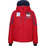Norway Team Junior Jacket PF6G2OT00 RD 140cm [スキーウェア ジャケット キッズ]