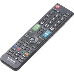 ERC-TV01BK-LG [かんたんTVリモコン LG用 ブラック]