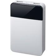 GH-BTF100-WH [モバイル充電器 10000mA ホワイト]