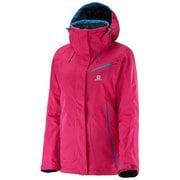 FANTASY JKT W_Gaura Pink L38248700 Gaura Pink XSサイズ [スキーウェア ジャケット レディース]