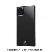 RS-P23T2B/B [iPhone 11 Pro 耐衝撃ガラスケース TETRA/ブラック]
