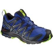 XA PRO 3D GTX L40472100 MAZARINE BLUE WIL/BLACK/LIME GREEN 27.5cm [ハイキングシューズ メンズ]