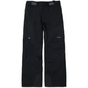 スノーフィールド 2レイヤー パンツ PH952OB11 (BK) ブラック Lサイズ [スキーウェア ボトムス]