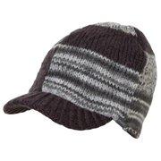 Patchwork Brim Cap PH958HW19 BK_ブラック [アウトドア帽子]
