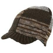 Patchwork Brim Cap PH958HW19 KA_カーキ [アウトドア帽子]