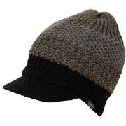 Alternate Knit Brim Cap PH958HW21 CG_チャコールグレー [アウトドア帽子]
