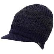 Alternate Knit Brim Cap PH958HW21 NV_ネイビー [アウトドア帽子]