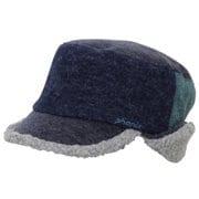 Patchwork Cap PH968HW66 NV_ネイビー Lサイズ [アウトドア帽子 レディース]