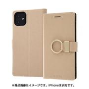 RT-P21TBC5/M [iPhone 11 手帳型レザーケース TETRAリング付き/モカ]