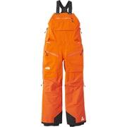 エイペックスGTX RTGビブ NS61805 (PO)ペルシャンオレンジ WSサイズ [スキーウェア ボトムス レディース]