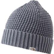 PIGMENT DYE BEANIE NN41717 (K)ブラック [アウトドア 帽子]