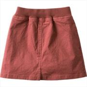Cotton OX Skirt NBG81830 (HN)ヘナ 100cm [アウトドア スカート キッズ]