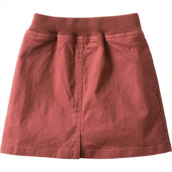 Cotton OX Skirt NBG81830 (HN)ヘナ 140cm [スカート キッズ用]
