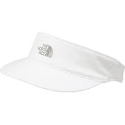 ストレッチグリッドバイザー STRETCH GRID VISOR NN01671 (W)ホワイト [サンバイザー]