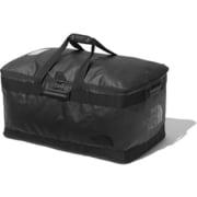 BCギアコンテナ BC Gear Container NM81469 (BK)ブラック×ブラック [アウトドア系 ボストンバッグ]