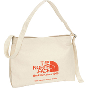 Musette Bag NM81765 TR_ナチュラル×TNFレッド [アウトドア系小型バッグ]