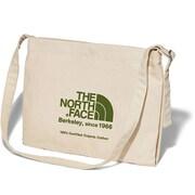 Musette Bag NM81765 (GG)ナチュラル×ガーデングリーン [アウトドア系小型バッグ]