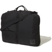 シャトルガーメントバッグ Shuttle Garment Bag NM81805 (K)ブラック [アウトドア系キャリーケース 38L]