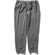 フレキシブルアンクルパンツ Flexible Ankle Pants NBW81781 (ZC)ミックスチャコール Lサイズ [アウトドア ロングパンツ レディース]