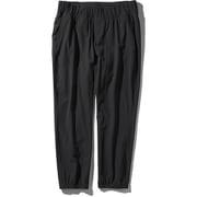フレキシブルアンクルパンツ Flexible Ankle Pants NBW81781 (K)ブラック Sサイズ [アウトドア ロングパンツ レディース]