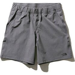 フレキシブルショーツ Flexible Shorts NBW91785 (ZC)ミックスチャコール Sサイズ [ランニングパンツ レディース]