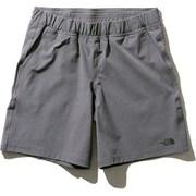 フレキシブルショーツ Flexible Shorts NBW91785 (ZC)ミックスチャコール Lサイズ [ランニングパンツ レディース]