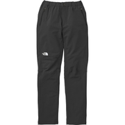 Alpine Light Pant NTW52927 (K)ブラック Lサイズ [アウトドア パンツ レディース]