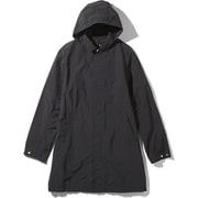ロールパックジャーニーズコート Rollpack Journeys Coat NP21863 ブラック(K) Sサイズ [アウトドア コート メンズ]