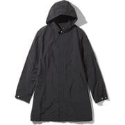 ロールパックジャーニーズコート Rollpack Journeys Coat NP21863 ブラック(K) Lサイズ [アウトドア コート メンズ]