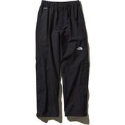クライムライトジップパンツ Climb Light Zip Pants NPW11507 (K)ブラック RSサイズ [アウトドア レインパンツ レディース]