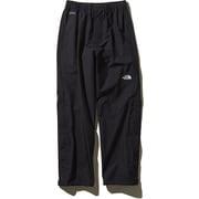 クライムライトジップパンツ Climb Light Zip Pants NPW11507 (K)ブラック RMサイズ [アウトドア レインパンツ レディース]