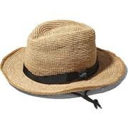 ラフィアハット Raffia Hat NN01554 (NB)ナチュラルベージュ [アウトドア 帽子]
