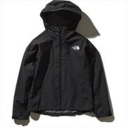 クライムライトジャケット Climb Light Jacket NPW11503 (K)ブラック Lサイズ [アウトドア ジャケット レディース]