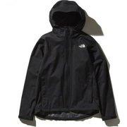 ベンチャージャケット Venture Jacket NPW11536 (K)ブラック Sサイズ [アウトドア レインジャケット レディース]