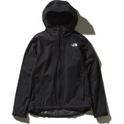 ベンチャージャケット Venture Jacket NPW11536 (K)ブラック XLサイズ [アウトドア レインジャケット レディース]