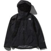 クライムライトジャケット Climb Light Jacket NP11503 (KK)ブラック2 Mサイズ [アウトドア レインジャケット メンズ]