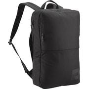 Shuttle Daypack Slim NM81603 (K)ブラック [アウトドア系デイバッグ]