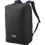 NM91606 Rain Cover for Shuttle Daypack ブラック K [アウトドアバッグ]