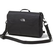 フロントアクセサリーポケット Front ACC Pocket NM91655 (K)ブラック [アウトドア系 ポーチ]