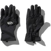 FP Shell Glove NN11700 K_ブラック Lサイズ [アウトドア グローブ]
