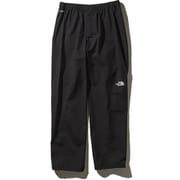 クラウドパンツ CLOUD Pants NP11713 (K)ブラック XLサイズ [アウトドア レインパンツ メンズ]