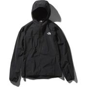 マウンテンソフトシェルフーディ Mountain Softshell Hoodie NP21703 (K)ブラック Lサイズ [アウトドア ジャケット メンズ]