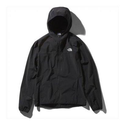 マウンテンソフトシェルフーディ Mountain Softshell Hoodie NP21703 (K)ブラック Sサイズ [アウトドア ジャケット メンズ]
