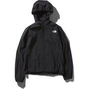 マウンテンソフトシェルフーディ Mountain Softshell Hoodie NPW21703 (K)ブラック Lサイズ [アウトドア ジャケット レディース]