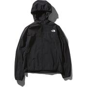 マウンテンソフトシェルフーディ Mountain Softshell Hoodie NPW21703 (K)ブラック XLサイズ [アウトドア ジャケット レディース]