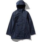 コンパクトコート Compact Coat NPW21734 (UN)アーバンネイビー Lサイズ [アウトドア ジャケット レディース]
