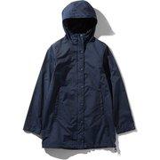 コンパクトコート Compact Coat NPW21734 (UN)アーバンネイビー XLサイズ [アウトドア ジャケット レディース]
