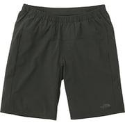 フレキシブルショーツ Flexible Shorts NB91775 (K)ブラック Lサイズ [ランニングパンツ メンズ]