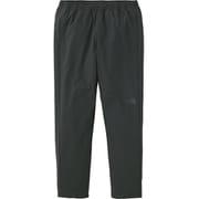 フレキシブルアンクルパンツ Flexible Ankle pants NB81776 (K)ブラック Lサイズ [ジャージ ボトム メンズ]